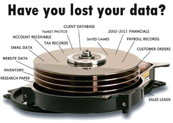 Data recovery sevices