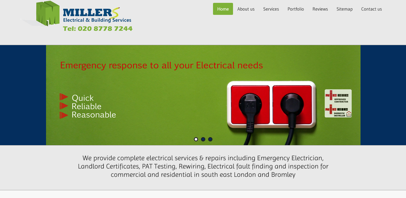 Millers Electrical