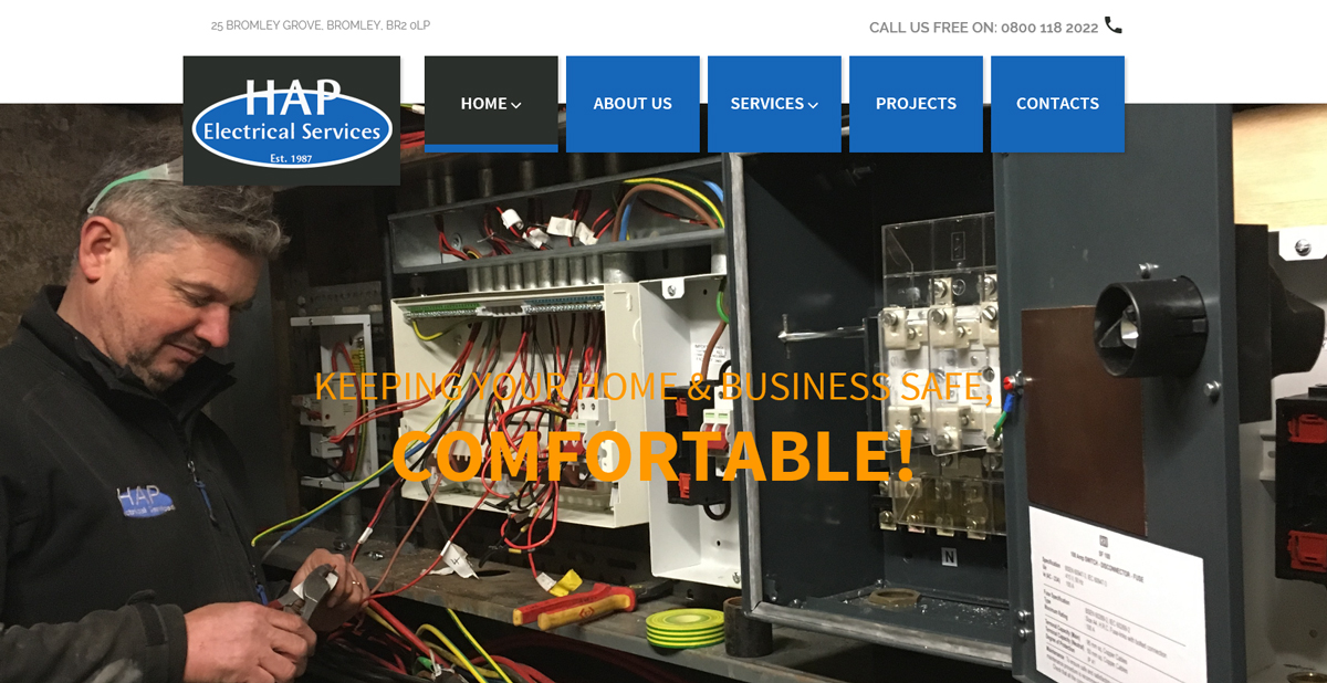 HAP Electrical Services