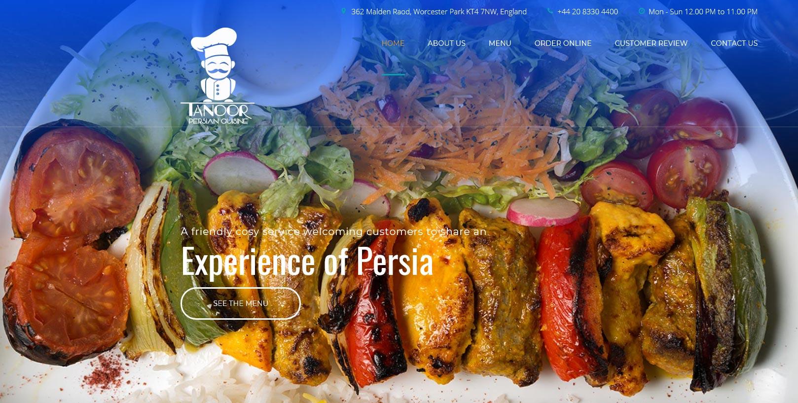 Tanoor Resturant