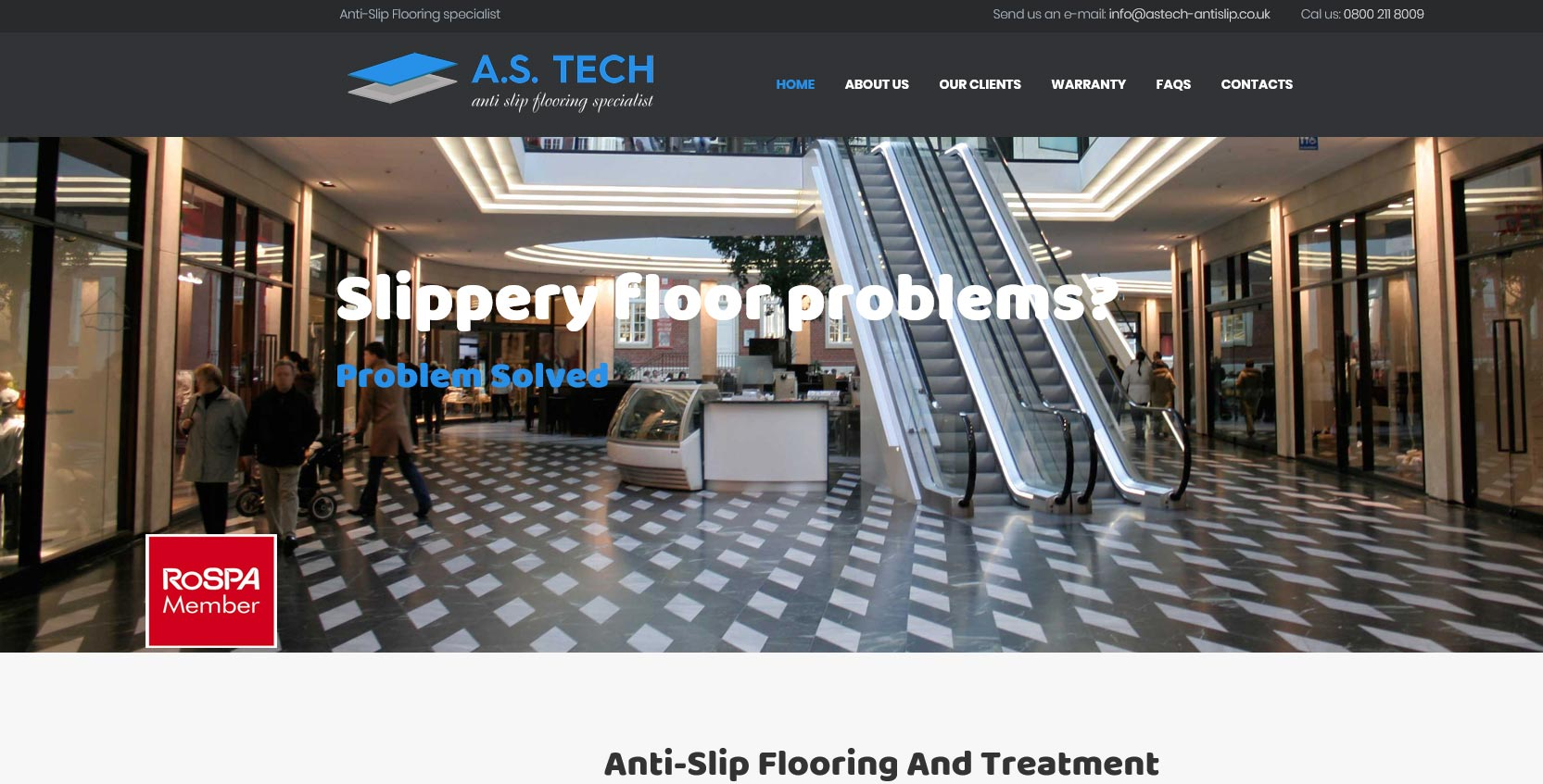 As Tech Anti Slip